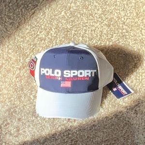 Polo Ralph Lauren Freestyle Nylon Athletic Cap